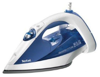 Утюг TEFAL FV5246,  2400Вт,  синий