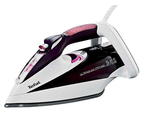 Утюг TEFAL FV9450,  2600Вт,  фиолетовый