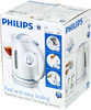 Чайник электрический PHILIPS HD4646/00, 2400Вт, белый вид 13