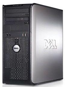 DELL Optiplex 780,  Intel  Core2 Duo  E7500,  DDR3 2Гб, 320Гб,  Intel GMA X4500,  DVD-RW,  CR,  Windows 7 Professional,  черный [210-29773]
