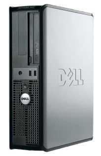 DELL Optiplex 780,  Intel  Core2 Duo  E8500,  DDR3 2Гб, 320Гб,  Intel GMA X4500,  DVD-RW,  CR,  Windows 7 Professional,  черный [210-29850]