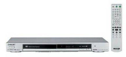 DVD-плеер SONY DVP-K88P,  серебристый