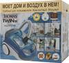 Моющий пылесос THOMAS Twin TT Aquafilter, 1600Вт, синий/серый вид 18