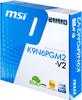 Материнская плата MSI K9N6PGM2-V2 SocketAM2+, mATX, Ret вид 6