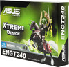 Видеокарта ASUS GeForce GT 240,  1Гб, DDR3, Ret [engt240/di/1gd3/a] вид 7