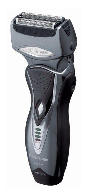 Электробритва PANASONIC ES8078,  черный и серый
