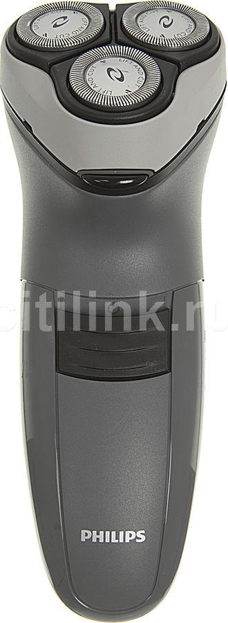 Электробритва PHILIPS HQ6900,  черный и серый