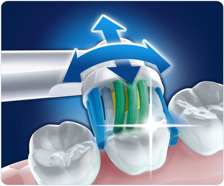 Электрическая зубная щетка зубной камень