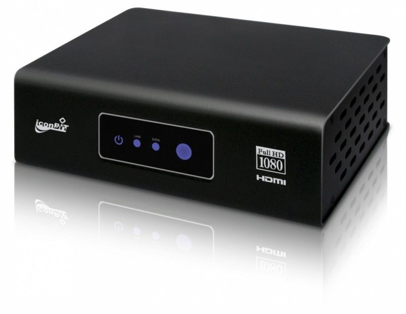 Медиаплеер Iconbit HD40NMT Full HD 2xUSB Ethernet HDMI