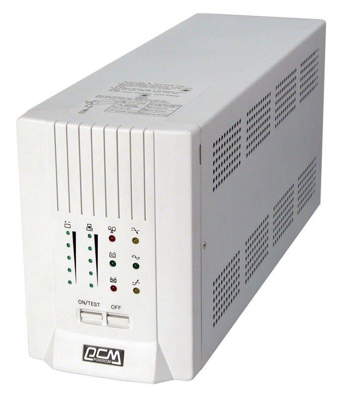 Источник бесперебойного питания POWERCOM Smart King SMK-800A,  800ВA [smk-0800-6g0-2440]
