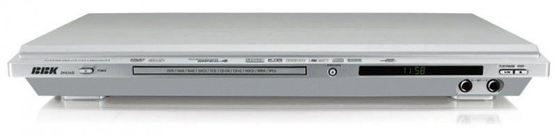 DVD-плеер BBK DV624SI,  белый,  диск 4000 песен