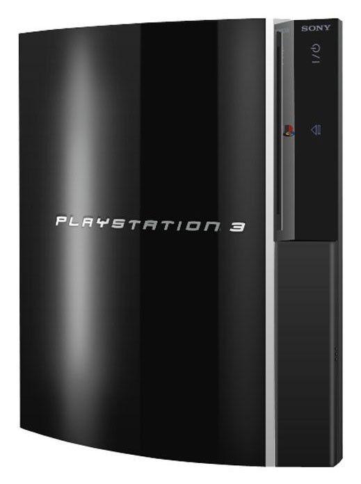 Игровая консоль SONY PlayStation 3 PS719141266, черный