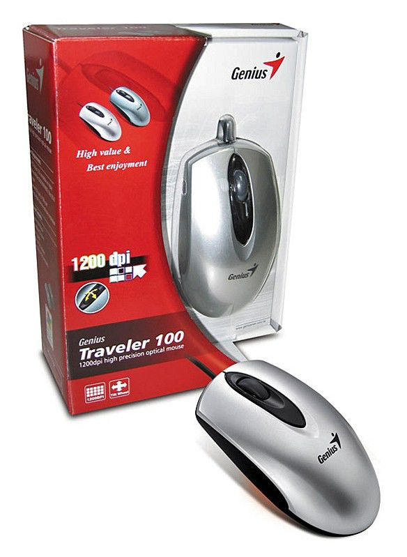 GENIUS TRAVELER 100V MOUSE DRIVER WINDOWS XP