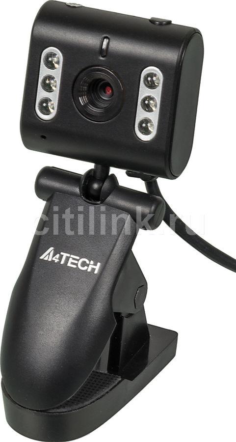 Web-камера A4 PK-333E,  черный [pk-333e (black)]