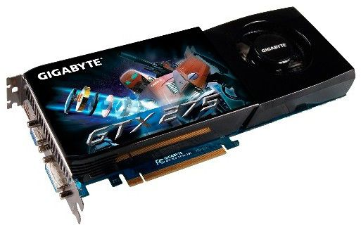 Видеокарта GIGABYTE GeForce GTX 275,  1.8Гб, DDR3, Ret [gv-n275ud-18i]