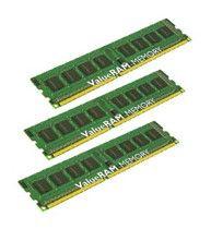 Память DDR3 12Gb 1333MHz ECC Reg w/Par CL9 kit of 3 DR,x4 TS Intel Kingston KVR1333D3D4R9SK3/12GI