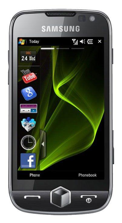 Смартфон SAMSUNG WiTu Pro GT-I8000  черный