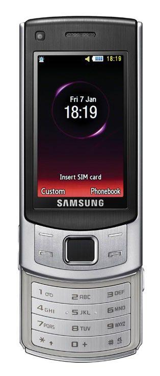 Мобильный телефон SAMSUNG Ultras S7350  серебристый