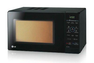 Микроволновая печь LG MS2348EB, черный