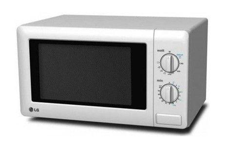 Микроволновая печь LG MB4029F, белый