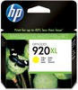 Картридж HP 920XL CD974AE,  желтый вид 1