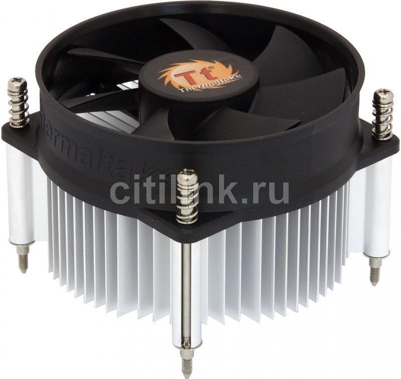 Устройство охлаждения(кулер) THERMALTAKE CL-P0556,  92мм, Ret