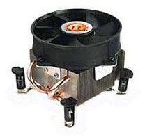 Устройство охлаждения(кулер) THERMALTAKE CL-P0532,  92мм, Ret