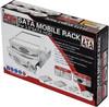Mobile rack (салазки) для  HDD AGESTAR MR3-SATA(SW)-3F, черный вид 9