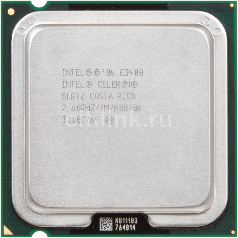 Процессор INTEL Celeron E3400, LGA 775 OEM [at80571rg0641mls lgtz]