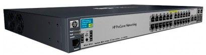 Коммутатор HP ProCurve 2520G-24-PoE, J9299A