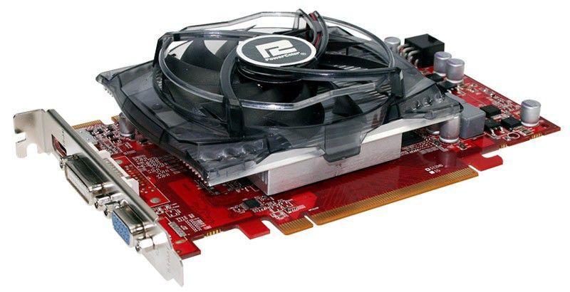 Видеокарта POWERCOLOR Radeon HD 5750,  512Мб, GDDR5, Ret [ax5750512md5-h]