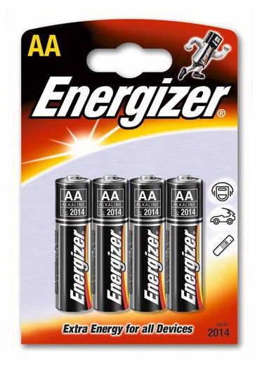 Батарея ENERGIZER Base LR6,  4 шт. AA