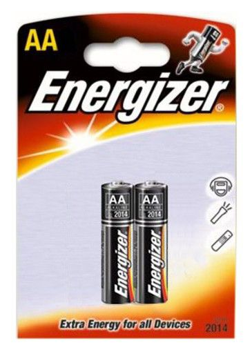 Батарея ENERGIZER Base LR6,  2 шт. AA