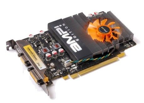 Видеокарта ZOTAC GeForce GT 240,  512Мб, DDR5, Ret [zt-20405-10l]