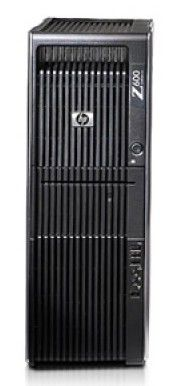 HP Z600,  Intel  Xeon  E5520,  DDR3 3Гб, 320Гб,  DVD-RW,  Windows 7 Professional,  черный [kk576ea]