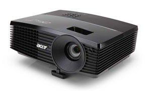 Проектор ACER P5205 черный [ey.k1305.001]