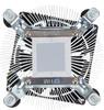 Устройство охлаждения(кулер) GLACIALTECH Igloo 1100 PWM (E),  80мм, Ret вид 3