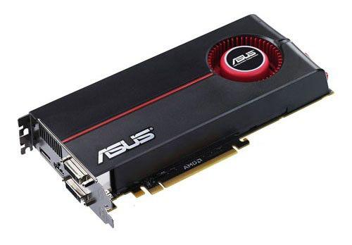 Видеокарта ASUS Radeon HD 5850,  1Гб, GDDR5, Ret [eah5850/2dis/1gd5/a]