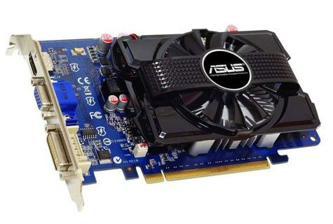 Видеокарта ASUS nVidia  GeForce GT 220 ,  512Мб, DDR3, Ret [engt220/di/512md3/a]