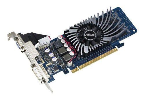 Видеокарта ASUS GeForce GT 220,  1Гб, DDR3, Ret [engt220/g/di/1gd3(lp)/a]