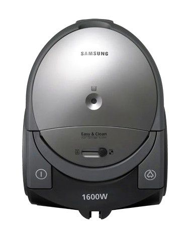 Пылесос SAMSUNG SC5120, 1600Вт, серый