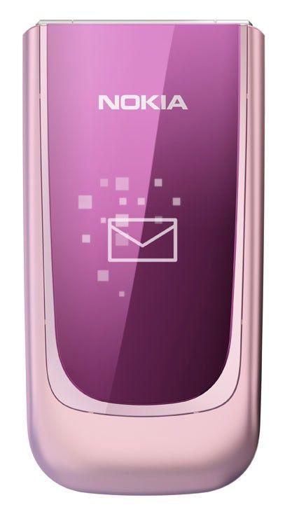 Мобильный телефон NOKIA 7020a  розовый
