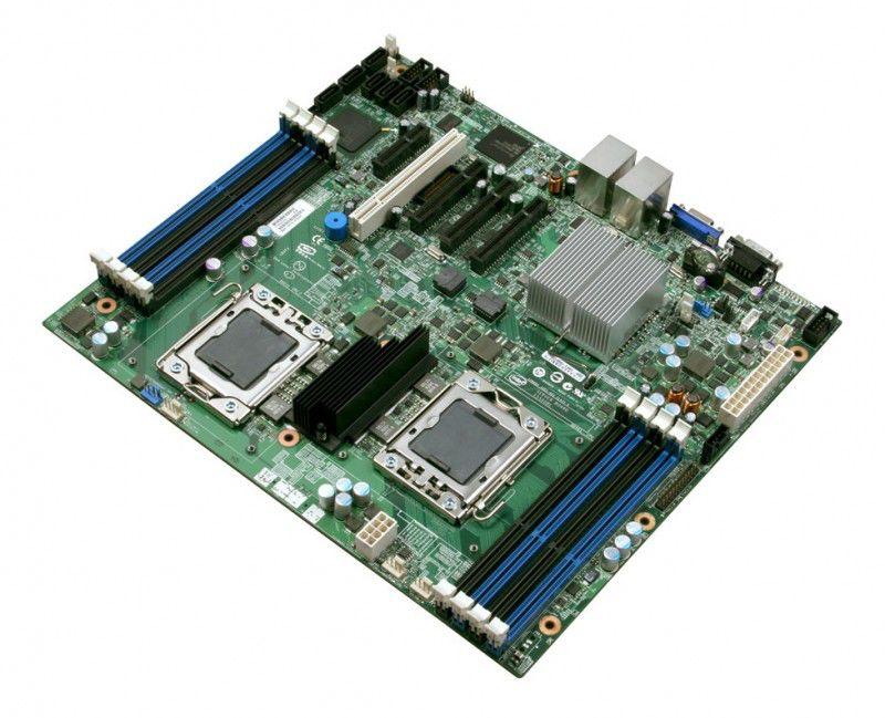 Материнская плата Intel Original S5500BCR (Value server, 8 DIMMs) [s5500bcr 905459]