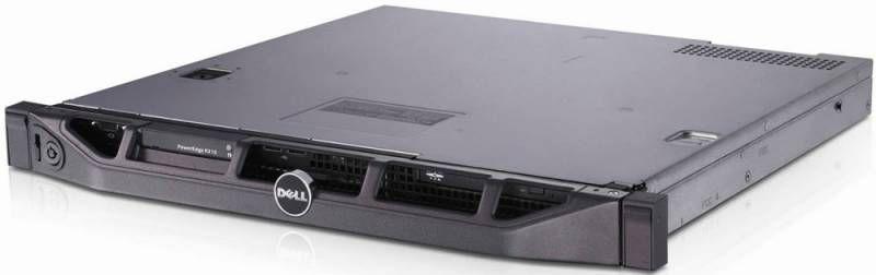 Сервер Dell PE R210 X3460 2.8/8(4x2 2R UDIM 1.3K)/SAS Near Line2x1TB 7.2k 3.5/RW/SAS6ir/iDR6Em/3YNBD [210-29958]
