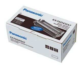 Фотобарабан (Drum) Panasonic KX-FAD412A ч/б:6000стр для KX-MB2000/2010/2020/2030 (KX-FAD412A7) цена