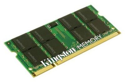 Модуль памяти KINGSTON VALUERAM KVR1333D3S9/1G DDR3 -  1Гб 1333, SO-DIMM,  OEM