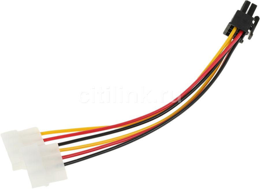 Купить Кабель питания Molex 8980 - <b>PCI</b>-E <b>6pin</b> в интернет ...