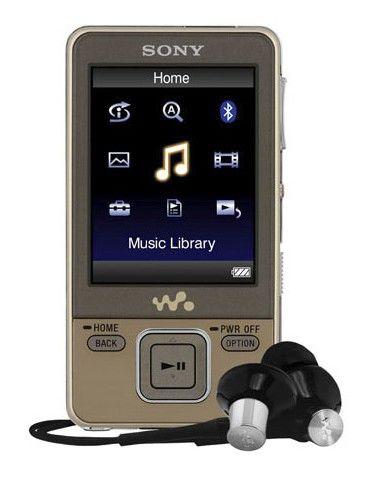 MP3 плеер SONY NWZ-A728N flash 8Гб золотистый [nwza728n.cev]