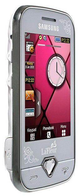 Мобильный телефон SAMSUNG Diva GT-S7070  белый