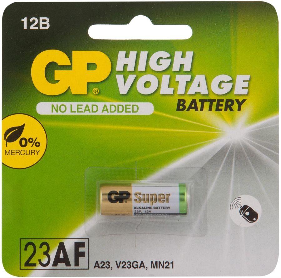 Батарейка GP Ultra Alkaline 23AF,  1 шт. MN21
